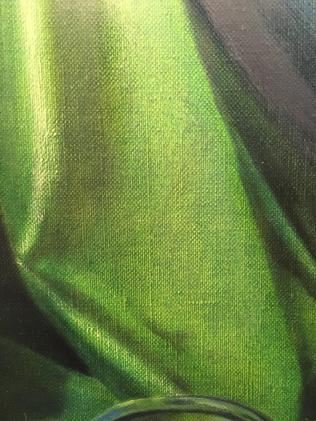 Green Cloth-Highlights on green cloth.JPG