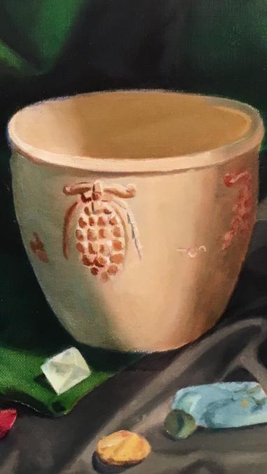 green-cloth-terra-cotta-pot-1