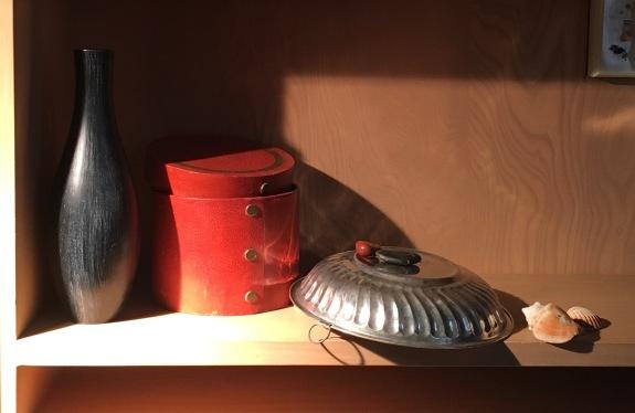 Silver Bowl- Set-up