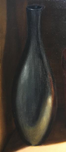 Silver Bowl & Orange Box- Black vase 3.jpg
