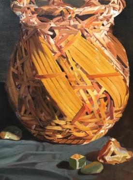 Japanese basket #79