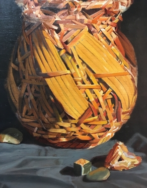 Japanese basket #81